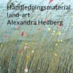 Pedagogiskt handledningsmaterial för land art av Alexandra Hedberg