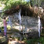 Varg-asyl av Lisa Larsdotter Petersson