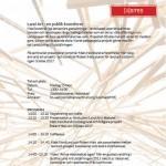 Förstudie för Land Art Kattegattsleden