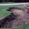 Jumped circle bench / process transformation