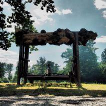 Dead Tree Project - Tree Machine (concept III) av Ryszard Litwiniuk